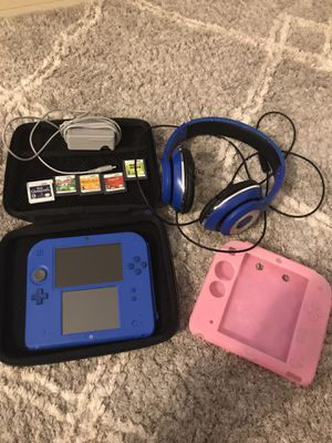 Nintendo 2DS Blue for Sale in Cutler Bay, FL