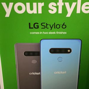 LG Stylo 6 for Sale in Farmville, VA