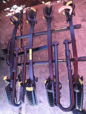 BICYCLE BUZZ RACK 4 BICYCLE ( condition very good) for Sale in Miami, FL