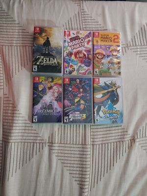 Nintendo Switch (New) Games for Sale in New York, NY