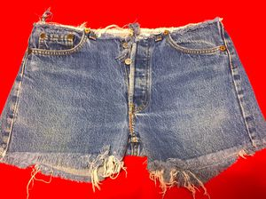 Sexy! LEVI'S 501 Button-Fly Daisy Duke Cut-Offs! for Sale in Las Vegas, NV