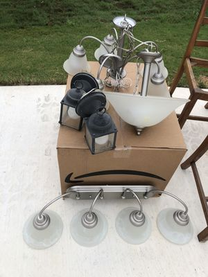 Builder Quality Light Fixtures for Sale in Buda, TX