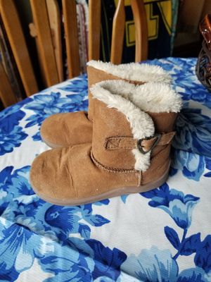 Toddler girls boots size 7 for Sale in Elkhart, IN