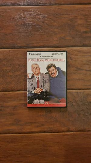 DVD - Planes, Trains and Automobiles for Sale in San Clemente, CA