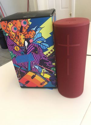 Megaboom Portable Wireless Bluetooth Speaker for Sale in Holiday, FL