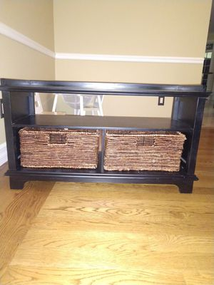 Shoe Storage bench for entry for Sale in Grosse Ile Township, MI