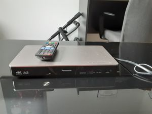 Panasonic 4K DVD/ Blu-ray player for Sale in Delray Beach, FL