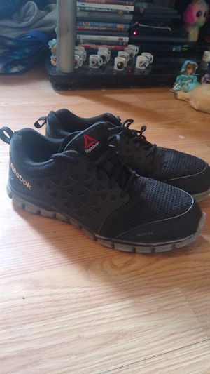 Reebok Steel Toe Shoes for Sale in East Alton, IL