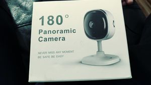 Brand new in box 180 degrees panoramic security camera for Sale in Alexandria, VA