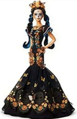 Barbie Dia De Los Muertos Sealed New for Sale in Hacienda Heights, CA
