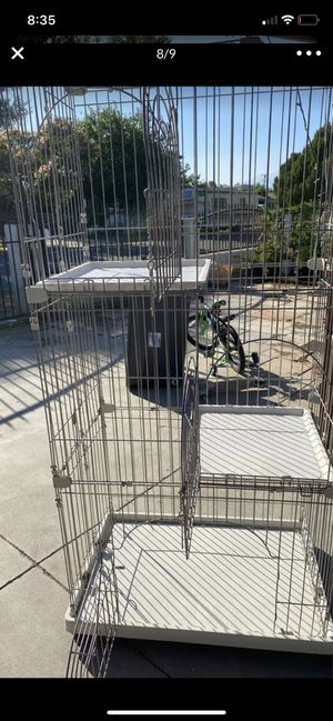 Cat cage for Sale in Riverside, CA