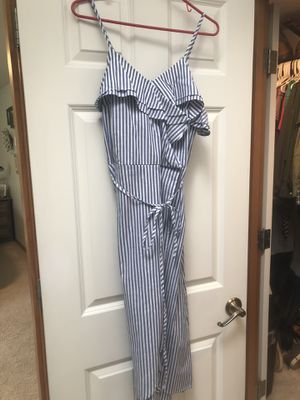 Blue and white striped dress! for Sale in Everett, WA