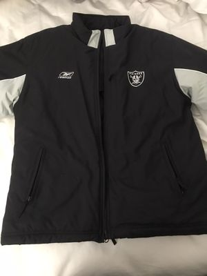 RAIDERS PARKA size XL for Sale in Albany, CA