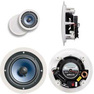 4 speaker Polk audio rc60i for Sale in Chelsea, MA