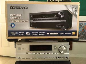 Onkyo 4K Ultra HD Smart Receiver for Sale in Princeton, FL