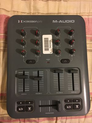 M-Audio XSession pro for Sale in Glendale, AZ