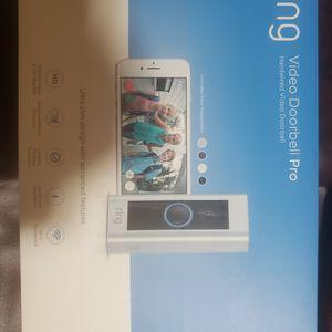 Selling Ring Video Doorbell Pro for Sale in Avondale, AZ