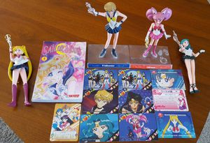 90's Vintage Sailor Moon Lot for Sale in Placentia, CA