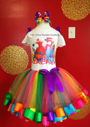 Trolls Tutu Set for Sale in Lynn, MA