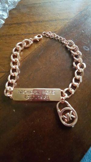 Mk rose gold bracelet for Sale in Severn, MD
