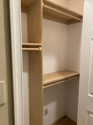Closet Organizer System for Sale in Virginia Beach, VA