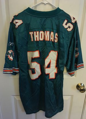 Zach Thomas nfl Jersey for Sale for sale  Fitchburg, MA
