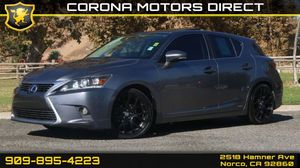 2014 Lexus CT 200h for Sale in Norco, CA