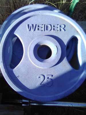 WEIDER WEIGHTS for Sale in Bailey, CO