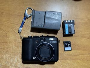Canon PowerShot G9 12.1MP Full HD for Sale in Vancouver, WA