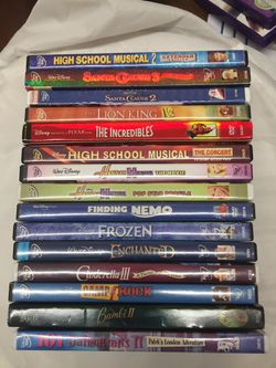 LOT OF DISNEY DVDs for Sale in East Meadow,  NY