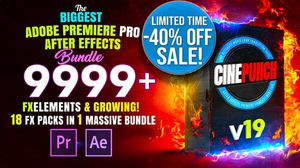 After effects and premiere pro presets for Sale in Fontana, CA