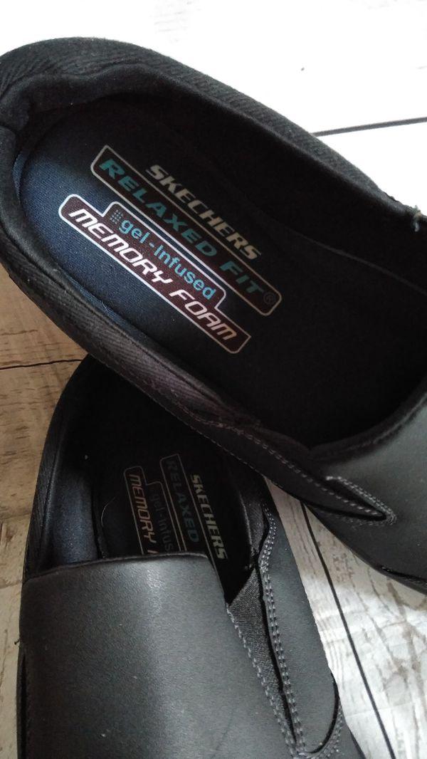 Brand New Beautiful Skechers Shoes , men's size 15 ( never worn )