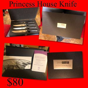 Princess House Knife for Sale in Phoenix, AZ
