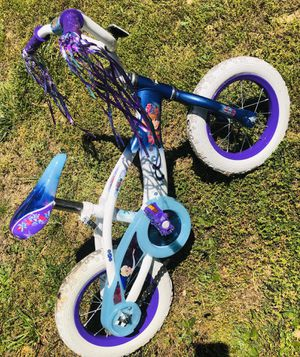 "Disney Frozen 12"" Girls Bike by Huffy for Sale in White Plains, MD"