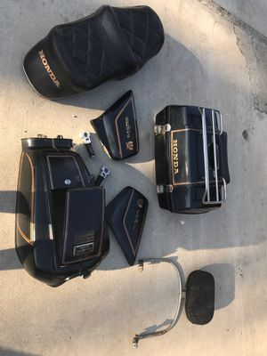Gold Wing Honda motorcycle parts for Sale in Fontana, CA
