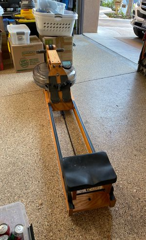 Water rower for Sale in Trabuco Canyon, CA
