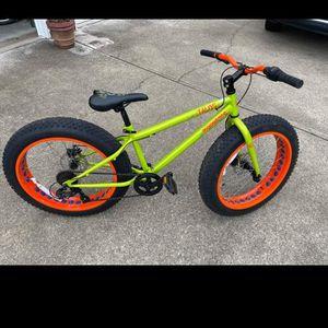 mongoose fat tire 7spd mountain bike for Sale in Acworth, GA
