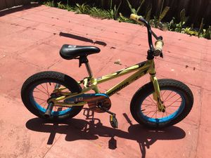 """Bike 16"""" Used but Riding Good. $40 OBO. for Sale in Lake Worth, FL"""