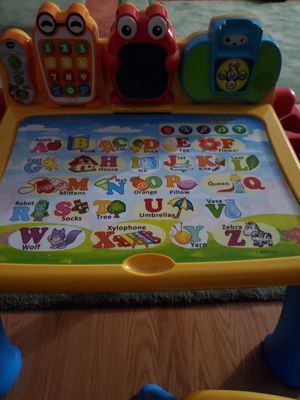 VTech Activity Touch Desk for Sale in Houston, TX