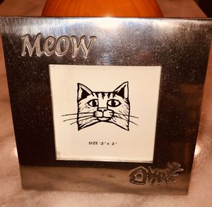 Picture frame for kitty for Sale in Washington, DC