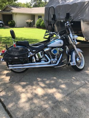 02 Harley Davidson Heritage Softail for Sale in Euless, TX