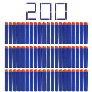 Free Shipping - Refill Darts For Nerf N Strike Elite Series Blasters Foam Dart Gun Ammo 200 Pack for Sale in San Diego, CA