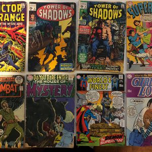 Vintage Comic Books for Sale in Aberdeen, WA
