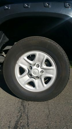 2014 tundra wheels and tires for Sale in Portland,  OR