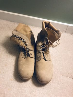McRae Military Issued Boots (U.S.Army) for Sale in Middlefield, OH