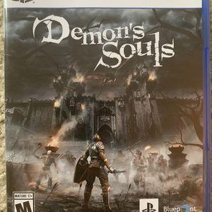 Demons Souls PS5 for Sale in Providence, RI