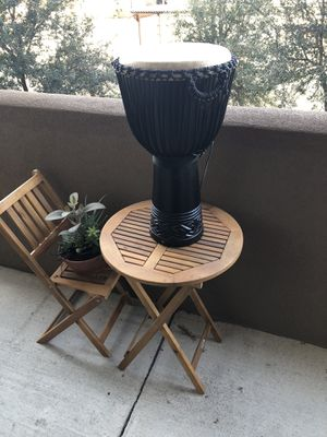 2- Djembes, like new with bags for Sale in Plano, TX