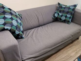 Comfortable Grey Couch for Sale in Baltimore,  MD