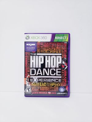 The Hip Hop Dance Experience Xbox 360 Game for Sale in Fresno, CA