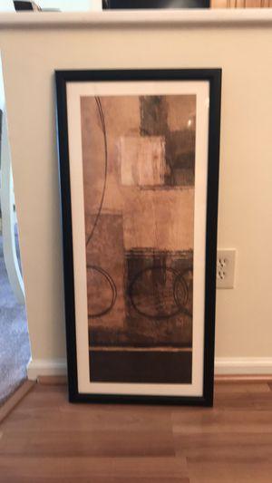 Abstract Art Framed for Sale in Penllyn, PA